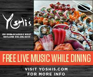 dining live music in oakland california