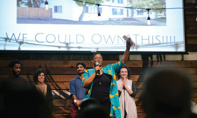 The East Bay Permanent Real Estate Cooperative reimagines ownership and equity