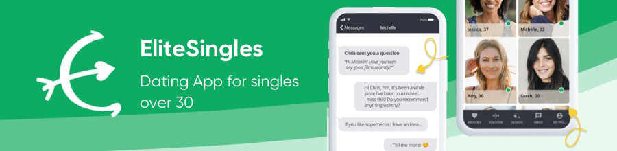 dating app, singles over 30