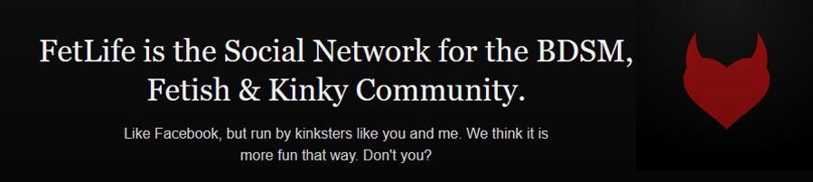 bdsm, fetish, kinky, social network