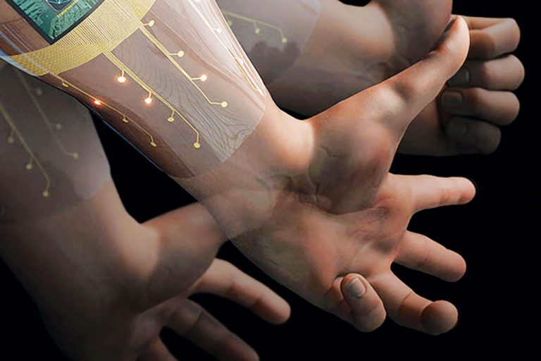 Within Reach: Flexible Hybrid Electronics take wearable technology to the next level