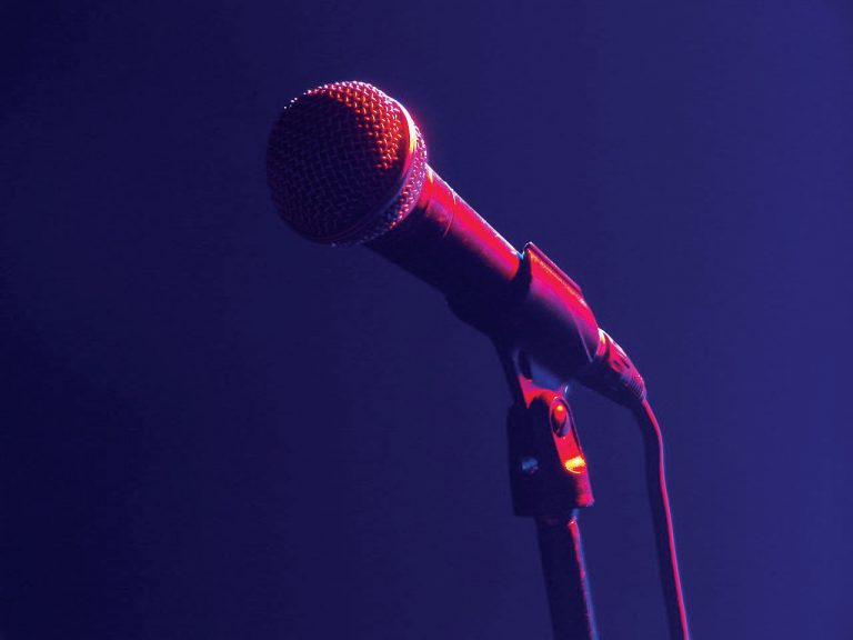 One Voice, One Mic: Alameda's only comedy club comes roaring back with laughter