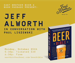 the beer bible, jeff alworth, east brother beer co
