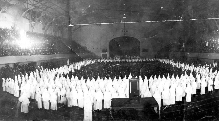 Did My Great-Grandfather Vote for the KKK?